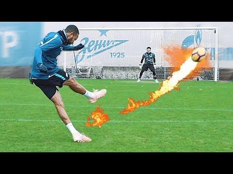 freekickerz vs Zenit St. Petersburg ⚽ Freistöße vs PROFI Torwart - Thời lượng: 4 phút, 37 giây.