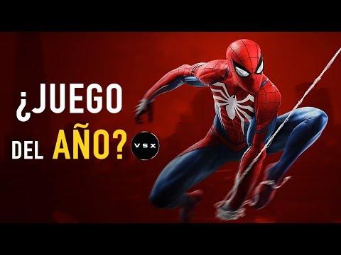 Spider-Man (PS4) l ¿Juego del año?