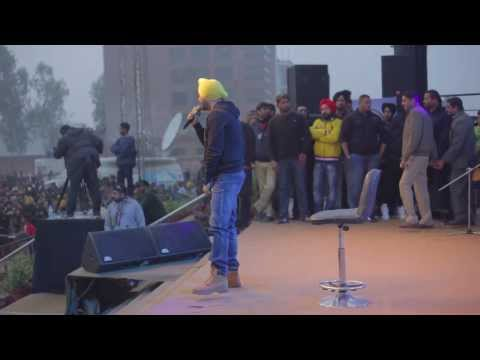Diljit Dosanjh Live | Crossblade | Speed Records