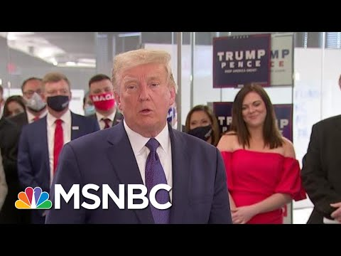 Trump Insider On How He 'Attacked Democracy' And Lost | The Beat With Ari Melber | MSNBC
