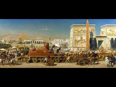 L'art De La Guerre En Egypte_les soldat de pharaon__Les Grandes Inventions de l'Antiquité
