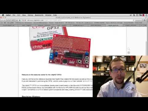 Setting up your chipKIT DP32 to use the Arduino IDE