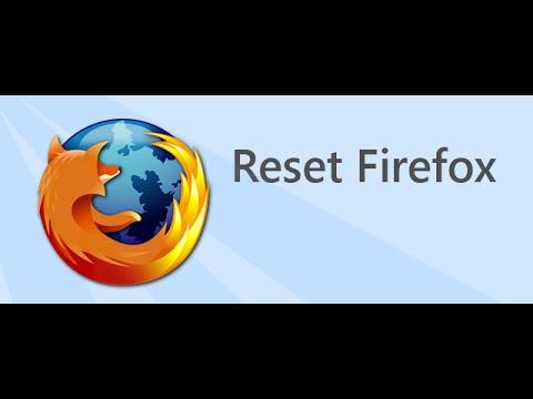 Comment réparer Mozilla Firefox