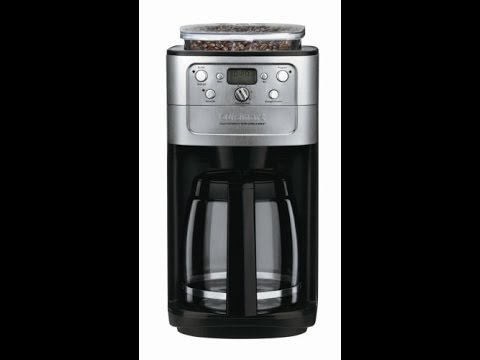 Cuisinart Grind Central Coffee Maker Review