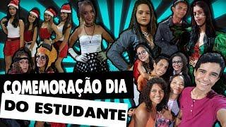 Comemoração DIA DO ESTUDANTE Escola C.E.E RIO DE JANEIRO
