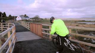 Discover Ireland - Great Western Greenway, Co. Mayo Video