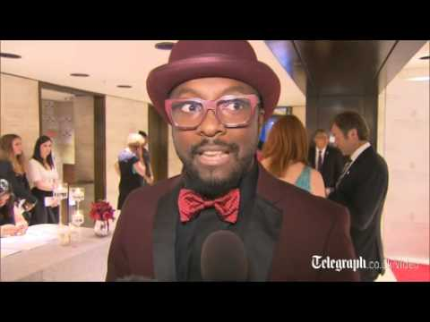 will.i.am - At a fundraising event in New York, Will.i.am from the Black Eyed Peas says Prince Harry has a 