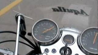 4. Hyosung GV250 naked test ride