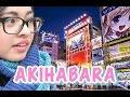 Akihabara  O Para So Dos Otakus