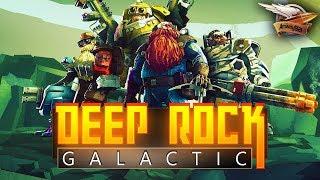 Deep Rock Galactic - Гномы шахтёры - Добываем ресурсы глубоко под землёй