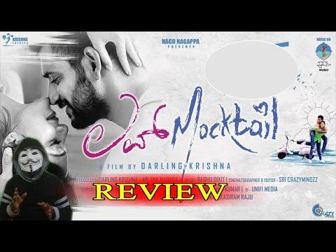 Love Mocktail Review | Darling Krishna | Milana Nagaraj | Raghu Dixit | Sri Crazymindzz |