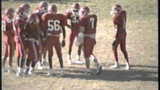Paulsboro (NJ) United States  city photos gallery : Paulsboro (NJ) Football vs Collingswood October 29,1994. W18-10