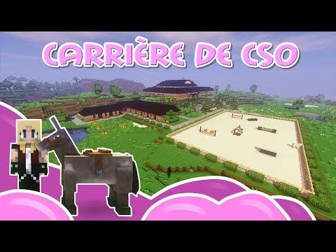 [Minecraft] - Les Écuries des Crins d'Etoiles : Carrière de Saut