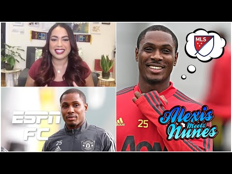 Odion Ighalo's Manchester United dream comes true! | Alexis Nunes Meets | ESPN FC