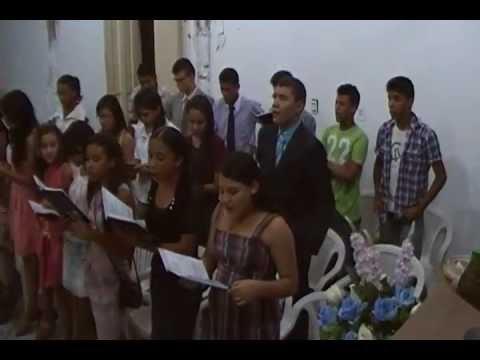 Jovens da Assembleia de Deus Bela Vista em Juazeiro do Norte