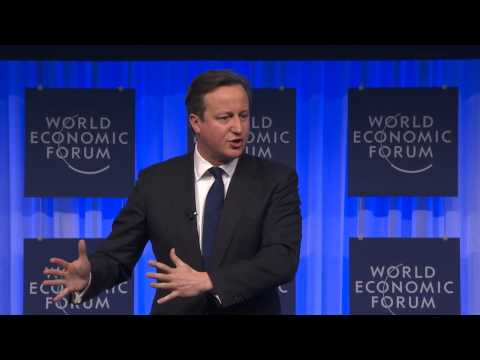Davos - http://www.weforum.org/ Special Address by · David Cameron, Prime Minister of the United Kingdom Introduced by · Klaus Schwab, Founder and Executive Chairman...