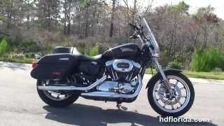 7. New 2014 Harley Davidson Sportster 1200 Superlow Motorcycles for sale