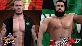 After losing to John Cena at WWE Battleground 2017, Rusev still claims to be unstoppable but Randy Orton says otherwise. WWE would then announce that Randy Orton and Rusev will go one on one at WWE SummerSlam 2017!Show some love by leaving a like, sharing and subscribing for more awesome videos like these!OUTRO MUSIC: Undertaker's Rollin Theme Cover by JAYDEGARROWJAYDEGARROW's YouTube: https://www.youtube.com/channel/UCit4zHRRYaU5Og8ZHqvA7jQFOLLOW ME HERE:Facebook: https://www.facebook.com/julian.rosado.14Twitter: https://twitter.com/Jules1451Instagram: https://www.instagram.com/jules1451/Snapchat: @Jules1451Want to see more WWE 2K16 & WWE 2K17 Content? Visit this link for more! http://www.thesmackdownhotel.com