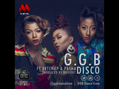 G.g.b Ft Ketchup & Pasha - Disco (official Video)