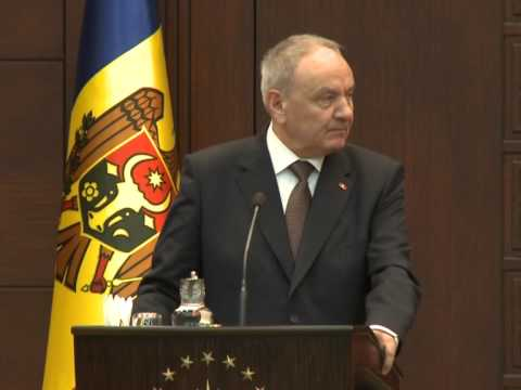 Moldovan president's press statement after meeting Turkish counterpart