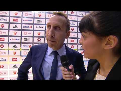 Post-game interview: Coach Blatt, Darussafaka Dogus Istanbul