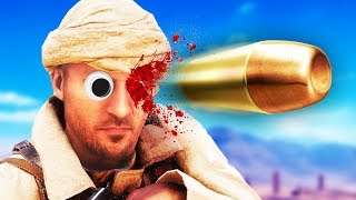 BATTLEFIELD 1: TRY NOT TO LAUGH CHALLENGE (FUN MOMENTS)