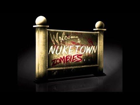 Black Ops 2 | Zombie Nuketown Exclusif