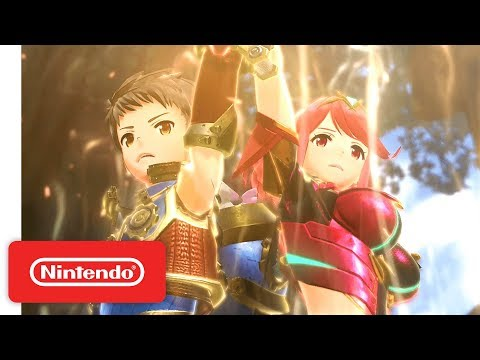 Xenoblade Chronicles 2 - Story Trailer - Nintendo Switch
