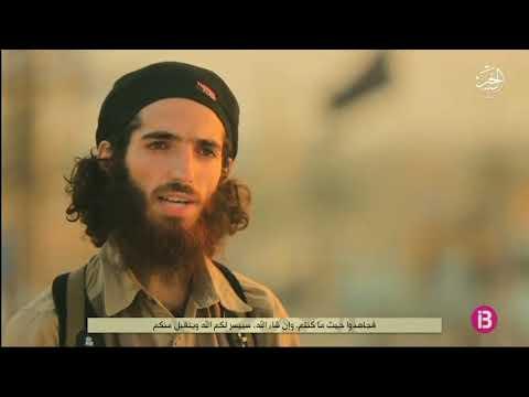 El video d'ISIS que circul·la per la xarxa