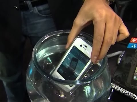 Quirky gadgets flood CES show floor