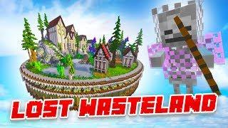 INSANE LOST WASTELAND LOOTING! - Minecraft SKYBLOCK #5 (Season 3)