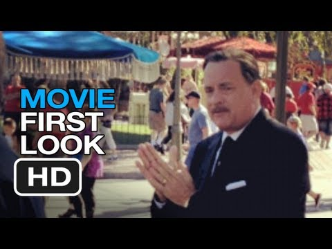 movieclipsdotcom - Subscribe to TRAILERS: http://bit.ly/sxaw6h Subscribe to COMING SOON: http://bit.ly/H2vZUn Saving Mr. Banks - Movie First Look (2013) Tom Hanks Walt Disney M...