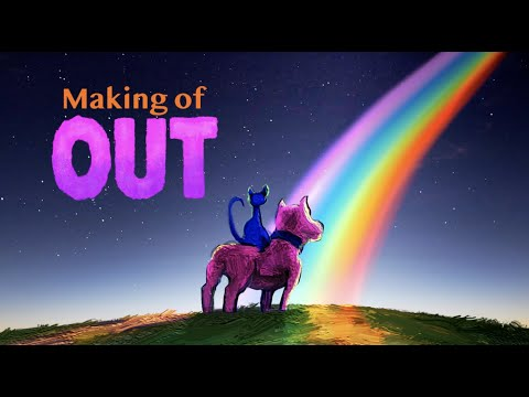 The Making of Out | Pixar SparkShorts | Disney+