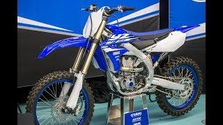 3. First Look 2018 Yamaha YZ450F - Motocross Action Magazine