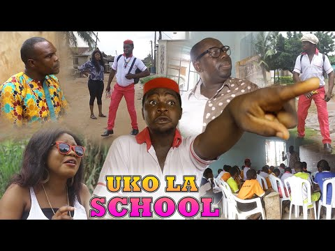 Uko La School [part 1] - Latest Benin Movies 2019