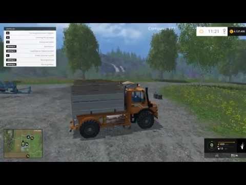 MB UNIMOG [SPECIAL] CAR v1.0