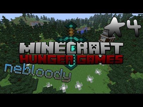 Minecraft: Голодные игры #4 - Долгожданная ПОБЕДА !