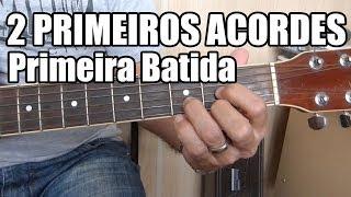 Download Lagu Batida de Rock no violão para iniciantes - 2 Primeiros Acordes #4 Mp3