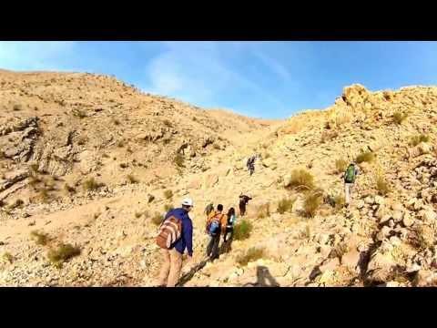 עמיתים - צילום ממחיש ונפלא מההליכה (ללא הדרכה) של קטעים נבחרים בטיול בטיפוס מארגמן לפסגת החרובה. מתוך הטיול 'עמיתים לטיולים' ממושב ארגמן דרך...