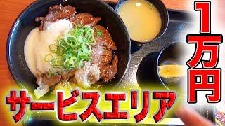 Video サービスエリアで1万円食べきるまで帰れま10!!! MP3, 3GP, MP4, WEBM, AVI, FLV Juni 2018