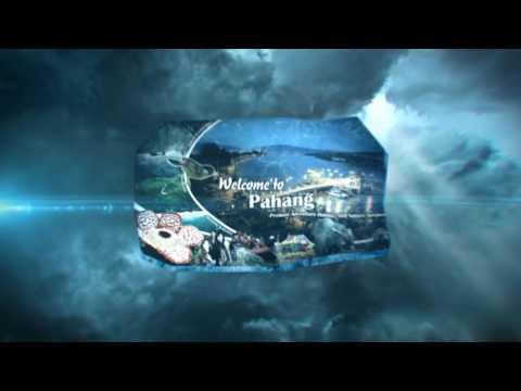 Video Montaj untuk Memorandum Persefahaman Tahun Melawat Pahang 2017
