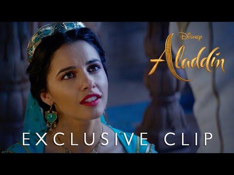 """Disney's Aladdin - """"A Whole New World"""" Film Clip"""