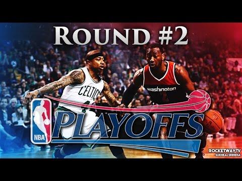 NBA Playoffs Round #2 - 2017 Mix ᴴᴰ