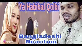 Video Bangladeshi React to Ya Habibal Qolbi Sabyan Version #TWO-C MP3, 3GP, MP4, WEBM, AVI, FLV Juni 2018