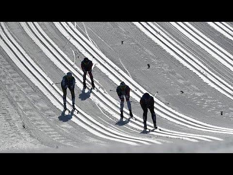 Χωρίς τη ρωσική σημαία η τελετή λήξης των Χειμερινών Ολυμπιακών Αγώνων   …