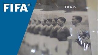 WM 1938: Doku über das erste asiatische Land bei einer WM