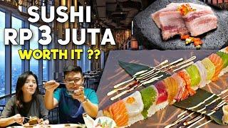 Video GILA!! MAKAN SUSHI RP 3 JUTA DI RESTORAN MEWAH !! MP3, 3GP, MP4, WEBM, AVI, FLV April 2019