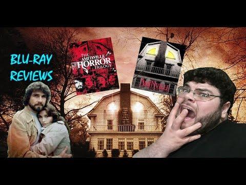 Amityville Box-Sets: Blu Ray Reviews