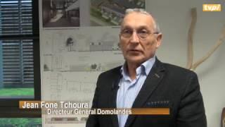 Reportage à DOMOLANDES sur TVPI-ZOOM sur l'Expertise immobilière