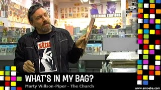 Marty Willson-Piper - What's In My Bag?